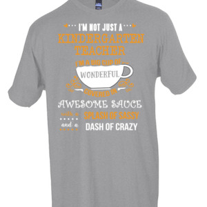Big Cup Of Wonderful - Template - Tultex - Unisex Fine Jersey Tee