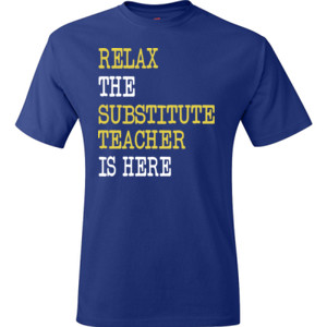 RELAX ~ Customizable Template - Hanes - TaglessT-Shirt - DTG
