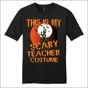 Scary Teacher - District - Very Important Tee ® - DTG