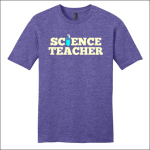 Science Teacher - District - Very Important Tee ® - DTG